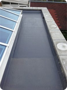 Fibreglass Roofing London